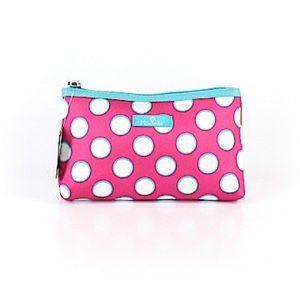 Modella makeup 💄 bag. Polka dots